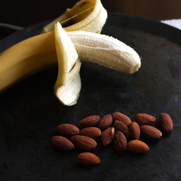 Almond Butter Banana Shake - Mince Republic