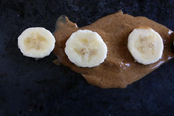 Almond Butter Banana Shake recipe - Mince Republic