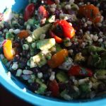 Foodist Republic - Black Bean & Corn Salsa Recipe