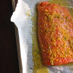 Citrus Dill Salmon