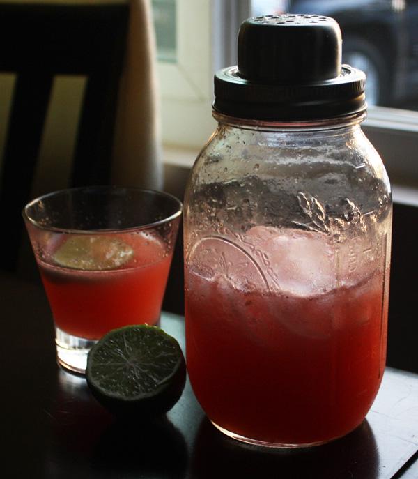 Mince Republic - Watermelon Margarita Recipe