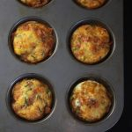 Egg Muffins (Bacon, Cheese, Chives)