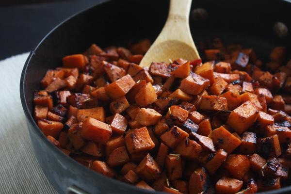 Sweet Potato & Sausage Breakfast burrito Recipe - Mince Republic