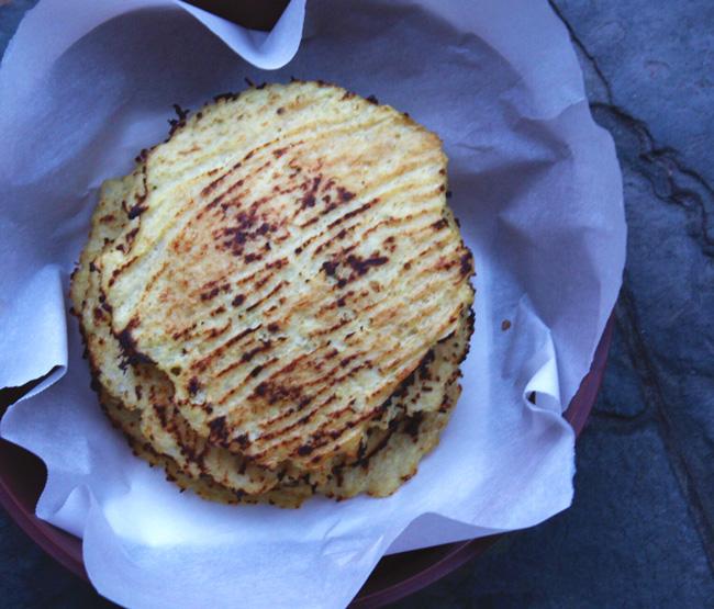 Cauliflower Tortilla Recipe - Mince Republic