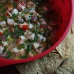 Shrimp and Langostino Lobster Ceviche