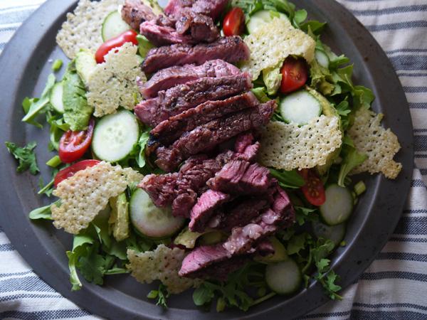 Steak Salad Recipe - Mince Republic