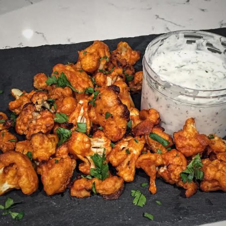 Buffalo Cauliflower Recipe - Mince republic