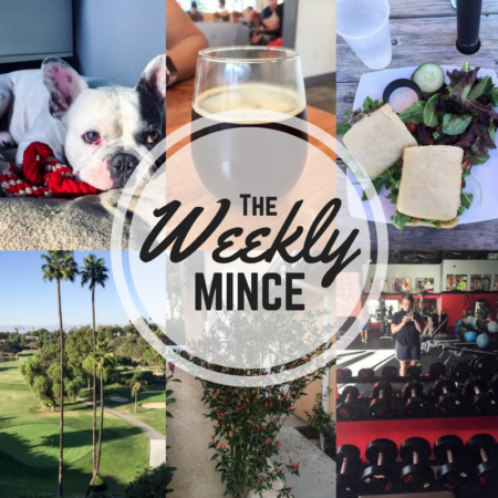 The Weekly Mince; Vol. 1 - Mince Republic