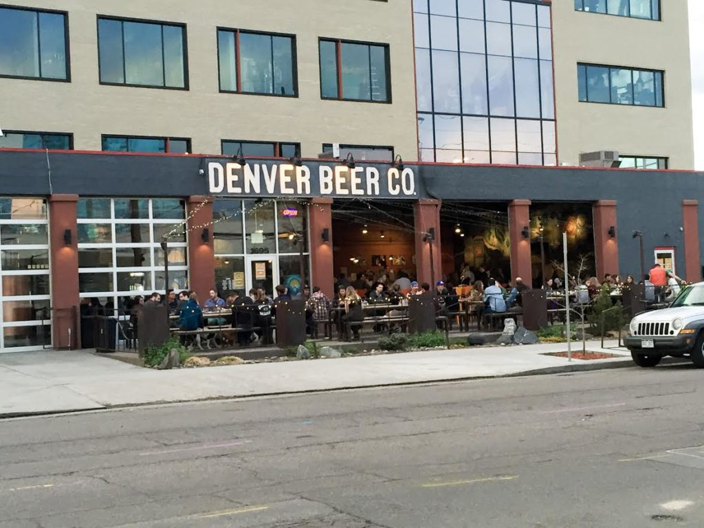 Exploring Denver CO - Mince Republic