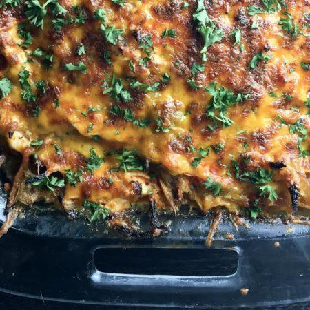 Buffalo Chicken Casserole Recipe - Mince Republic