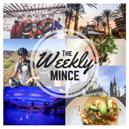 The Weekly Mince; Vol. 4 - Mince Republic