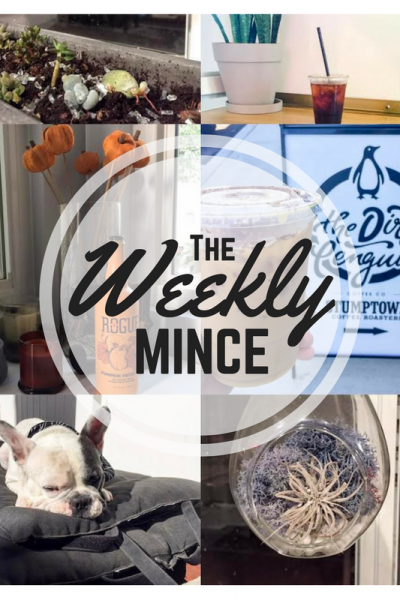 The Weekly Mince; Vol. 3 - Mince Republic