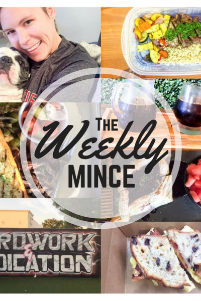 The Weekly Mince; Vol. 5 - Mince Republic