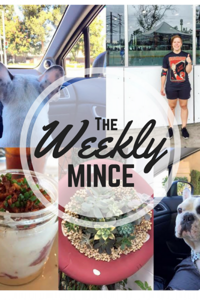 The Weekly Mince; Vol. 6 - Mince Republic
