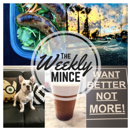 The Weekly Mince; Vol. 19 - Mince Republic