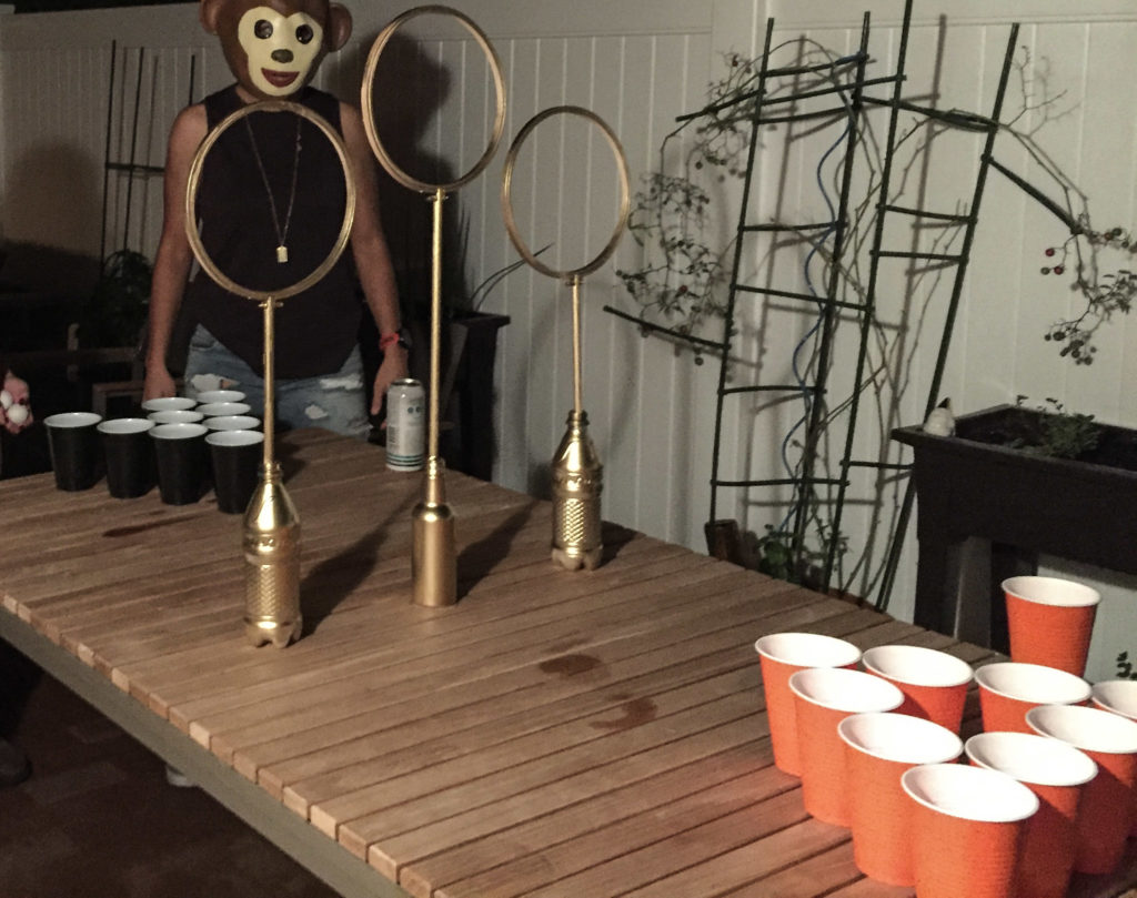 DIY Quidditch Pong - Mince Republic
