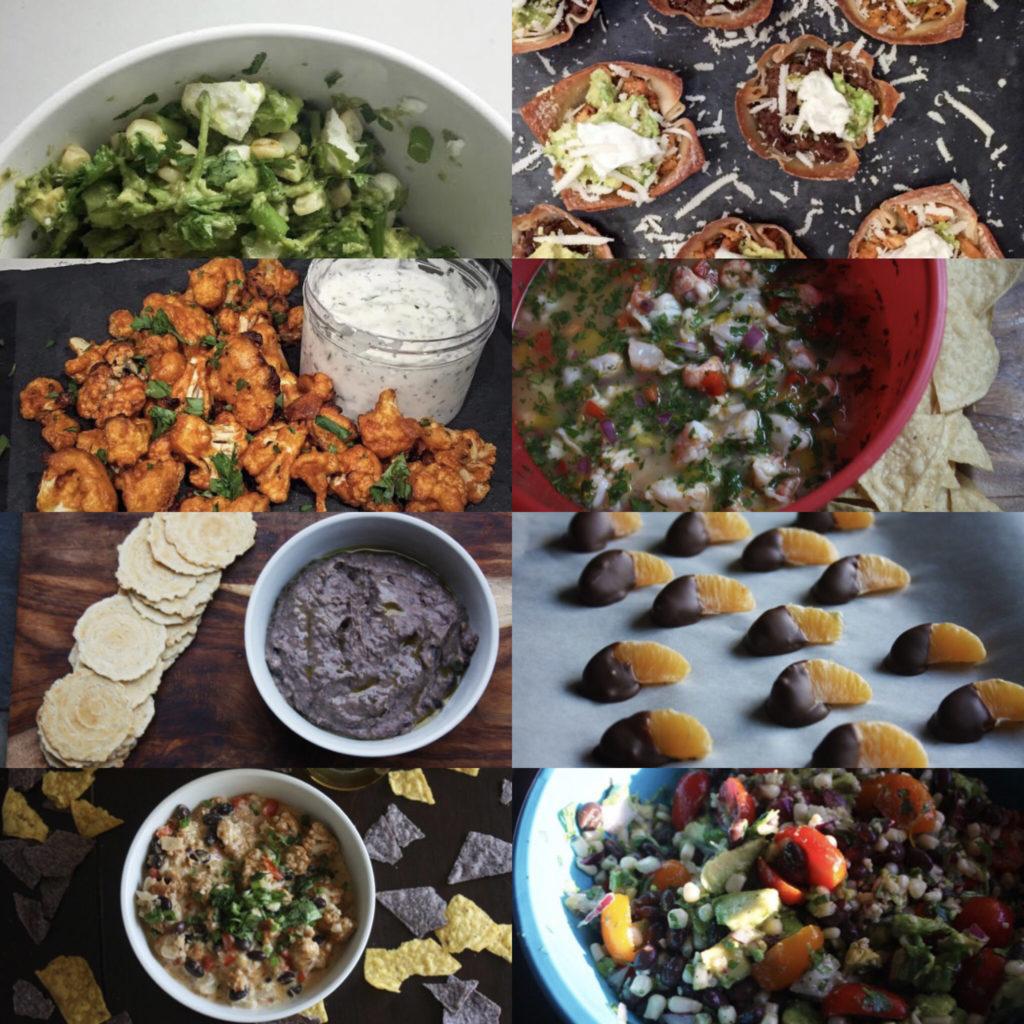 Super Bowl Recipes 2017 from Mince Republic