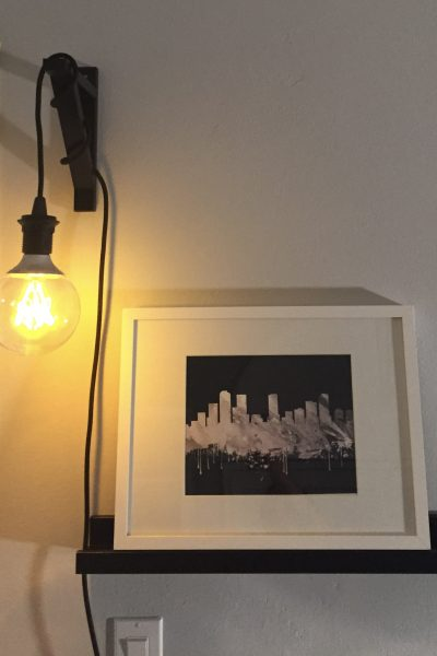 Ikea Hanging Light Hack - Mince Republic