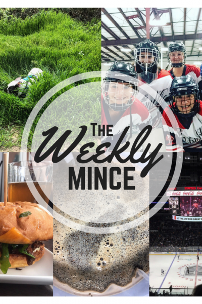 The Weekly Mince; 3.10.17 by Mince Republic