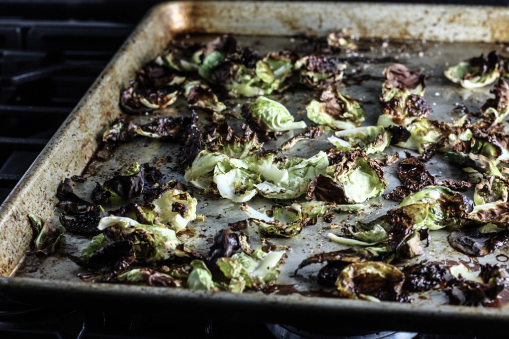 Roasted Brussels Sprouts Recipe from Mince Republic