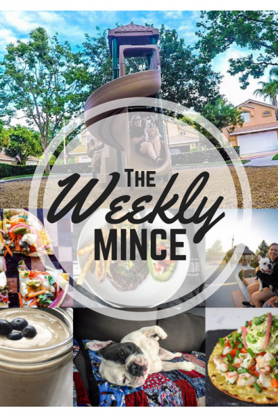 The Weekly Mince; Volume 03.28.17