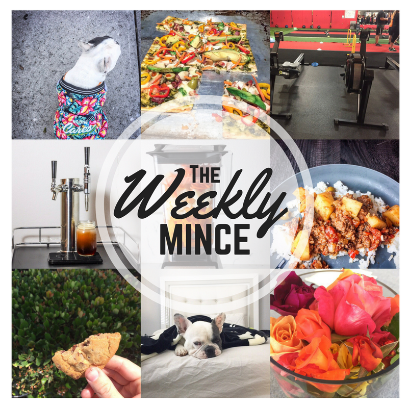 The Weekly Mince; Vol. 03.21.17