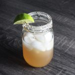 Pink Grapefruit Margarita recipe via Mince Republic |