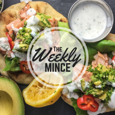 The Weekly Mince; Vol. 05.26.17