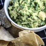 The Best Traditional Guacamole recipe ever! | creamy but still slightly chunky with lots of lime | mincerepublic.com