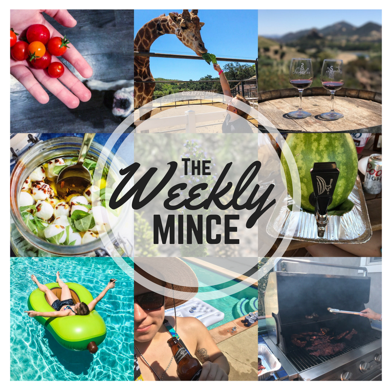 The Weekly Mince; Volume 06.30.17 - Fourth of July edition | mincerepublic.com