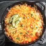 Warm Cheesy Chorizo Dip