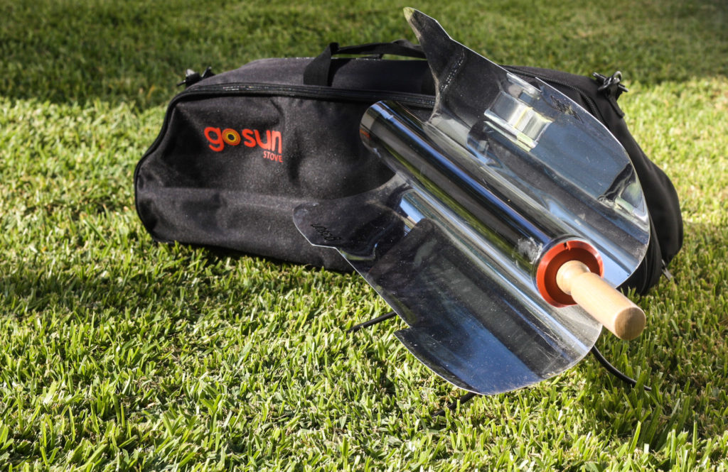 Review of the GoSun Sport Solar Oven | Harness the power of the sun to cook your meal! | mincerepublic.com
