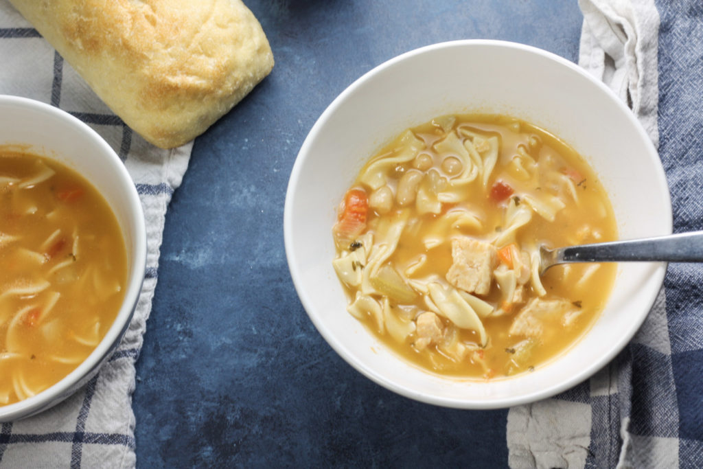 Saying Yes to a Special Moment with My Mom | Campbells Well Yes® Soup | mincerepublic.com
