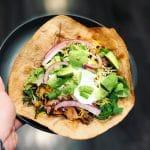 The Best Taco Salad recipe | #lowcarb #keto | mincerepublic.com