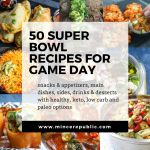 50 Super Bowl Recipes for Game Day