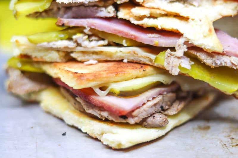 Keto Cuban Sandwich Recipe | Easy and delicious low carb Cuban sandwich! | #lowcarb #keto | mincerepublic.com