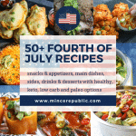50+ Fourth of July Recipes