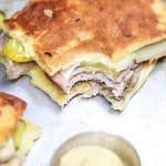 Keto Cuban Sandwich