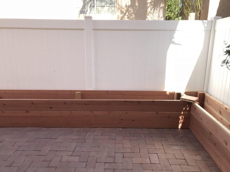 Raised Garden Bed 14