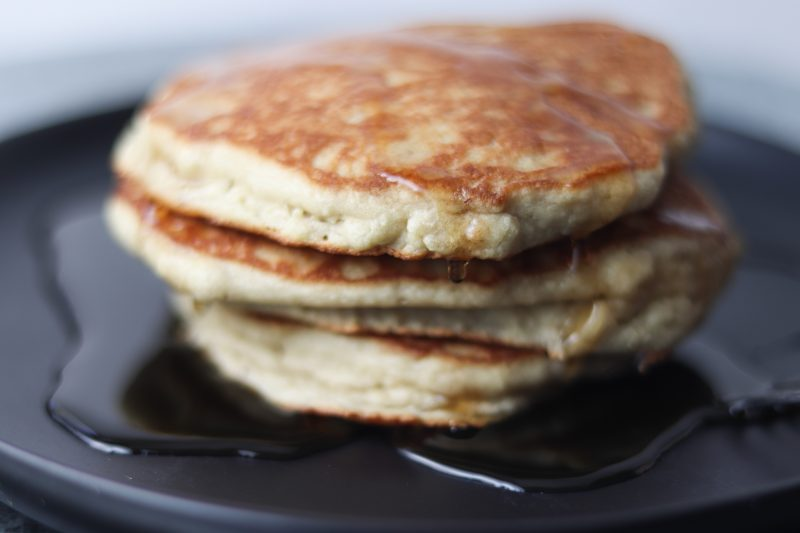 Keto Pancakes Recipe | An excellent #lowcarb #keto pancake alternative! | mincerepublic.com