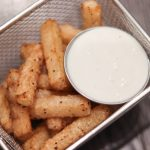 Jicama Fries (Low Carb French Fries)