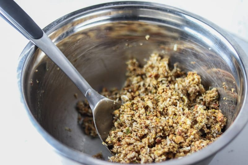 Keto Granola Recipe | Easy low carb snack idea #keto #lowcarb | mincerepublic.com
