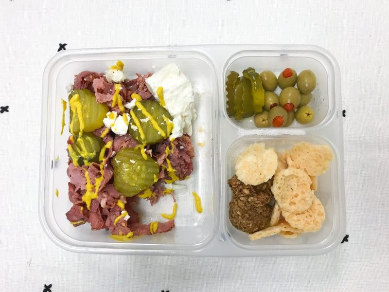 A week of Keto Lunches | Low carb lunch ideas | mincerepublic.com