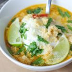 White Chicken Taco Soup