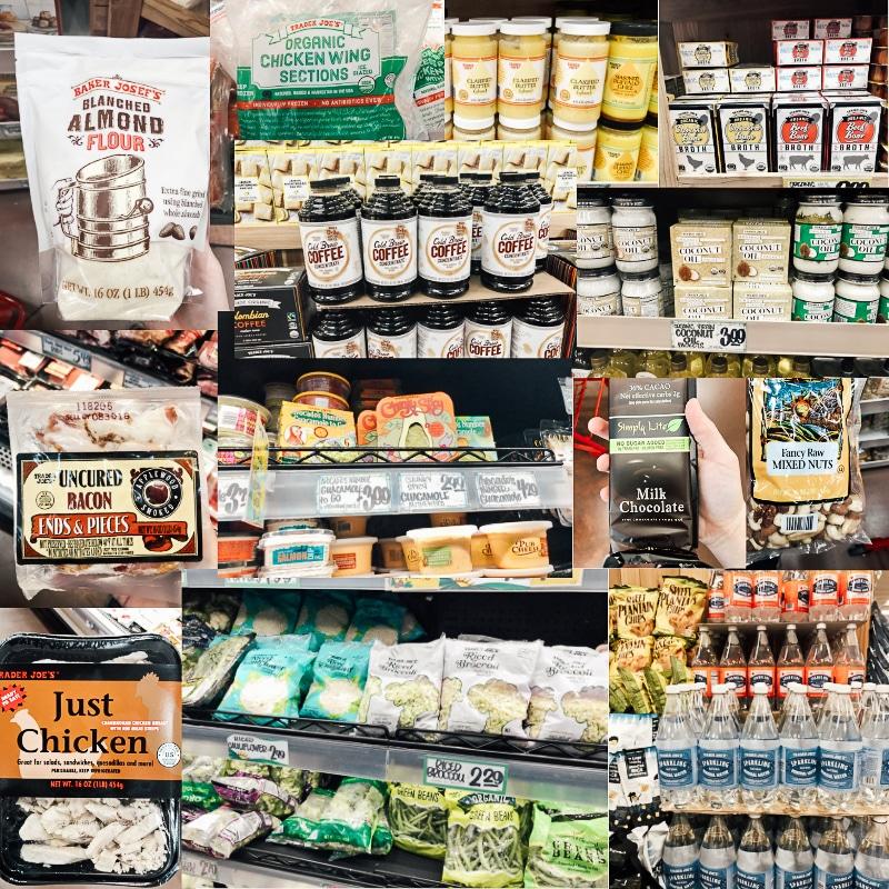 Trader Joes Keto Shopping Guide | #keto #lowcarb | mincerepublic.com