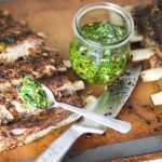 Ribs with Chimichurri
