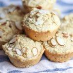 Lemon Almond Muffins [paleo]